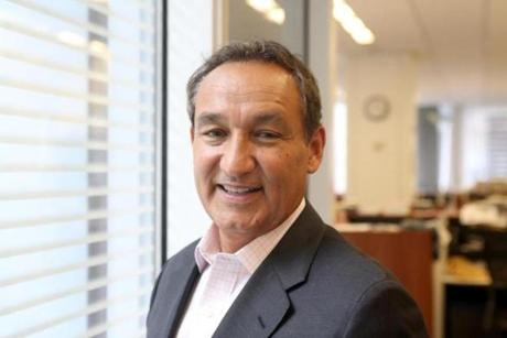 United Airlines CEO Oscar Munoz in October 2015.